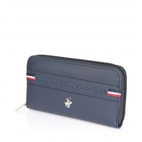 Πορτοφόλι BEVERLY HILLS POLO CLUB BH-2138 Μπλε