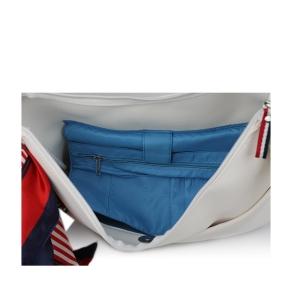 Τσάντα BEVERLY HILLS POLO CLUB BH2412 Λευκό