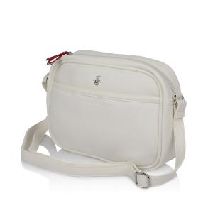Τσάντα BEVERLY HILLS POLO CLUB BH2415 Λευκό