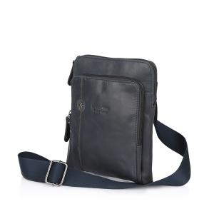 Τσάντα BEVERLY HILLS POLO CLUB BH380 Μπλε