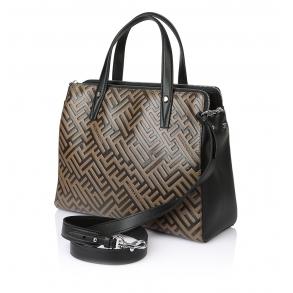 Τσάντα FERRE IFD1C3 Καφέ