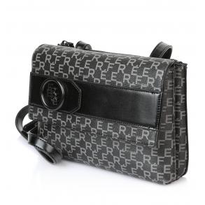 Τσάντα FERRE IFD1J2 Μαύρο