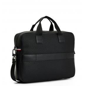 Τσάντα TOMMY HILFIGER 7240 Essential Μαύρο
