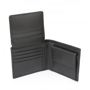 Πορτοφόλι TOMMY HILFIGER 621 Μαύρο