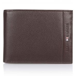 Πορτοφόλι TOMMY HILFIGER CORE Καφέ
