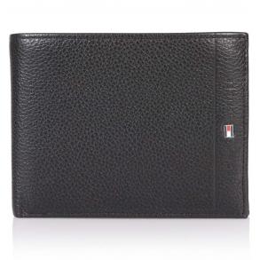 Πορτοφόλι TOMMY HILFIGER CORE flap Μαύρο