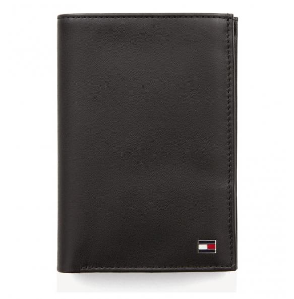 Πορτοφόλι TOMMY HILFIGER Eton N/S Μαύρο