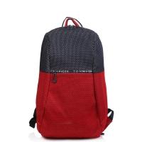 Σακίδιο TOMMY HILFIGER Tech Knit Μπλε/Κόκκινο