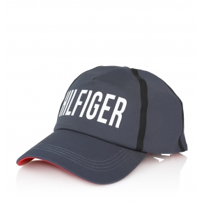 Καπέλο TOMMY HILFIGER 4304 Print Cap Μπλε