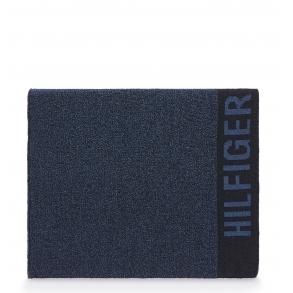 Κασκόλ TOMMY HILFIGER 5172 Selvedge Μπλε