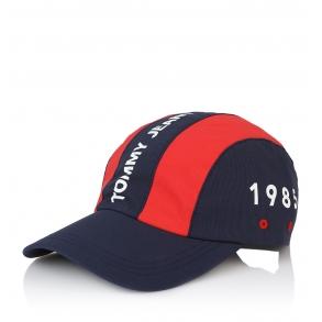 Καπέλο TOMMY HILFIGER 5206 Cap Μπλε/Κόκκινο