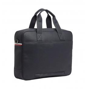 Τσάντα TOMMY HILFIGER 5226 Essential Computer bag Μαύρη