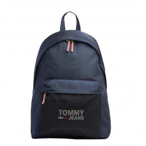 Σακίδιο TOMMY HILFIGER 5531 TJ Cool City Μπλε με Μαύρο