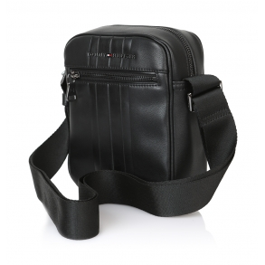 Τσάντα TOMMY HILFIGER 5804 Essential Μαύρο
