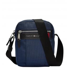 Τσάντα TOMMY HILFIGER 5810 Elevated Mini Μπλε