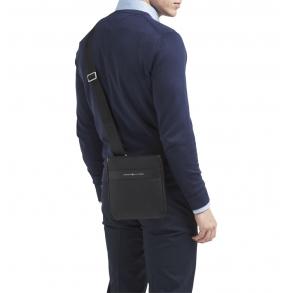 Τσάντα TOMMY HILFIGER 6251 TH Modern Mini Crossover Μαύρο
