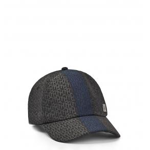 Καπέλο TOMMY HILFIGER 6285 Monogram Cap Μαύρο