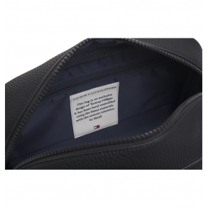 Νεσεσέρ Tommy Hilfiger 6525 Essential Washbag Μαύρο