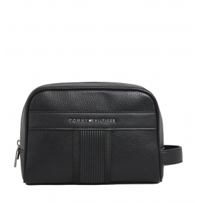 Νεσεσέρ Tommy Hilfiger 6542 Downtown Washbag Μαύρο