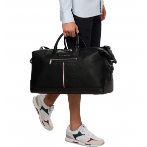 Τσάντα Weekender TOMMY HILFIGER 7218 TH Downtown Μαύρο