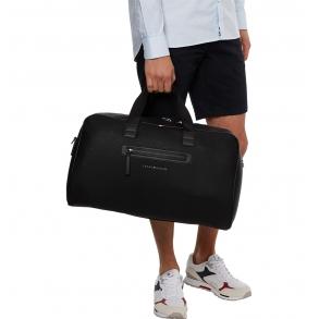 Τσάντα Weekender TOMMY HILFIGER 7241 Essential Μαύρο