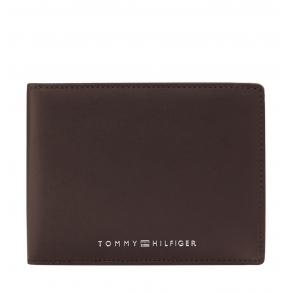 Πορτοφόλι TOMMY HILFIGER 7292 TH Metro Καφέ