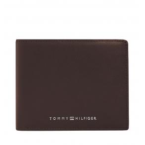 Πορτοφόλι TOMMY HILFIGER 7302 TH Metro Καφέ