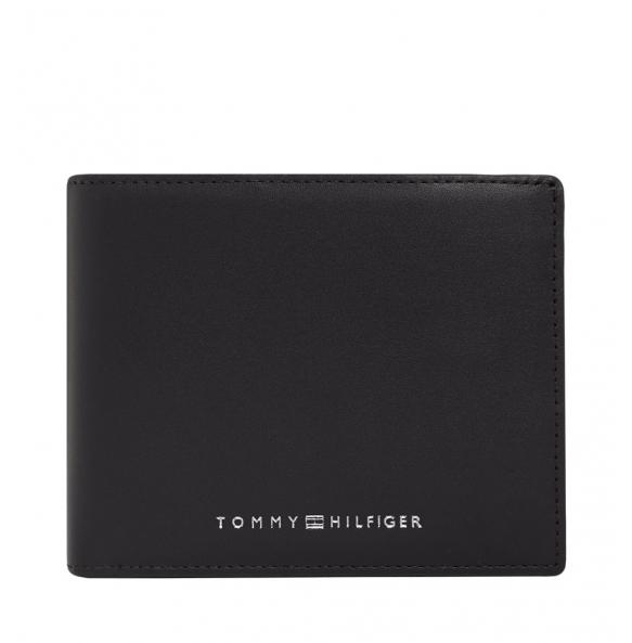 Πορτοφόλι TOMMY HILFIGER 7302 TH Metro Μαύρο