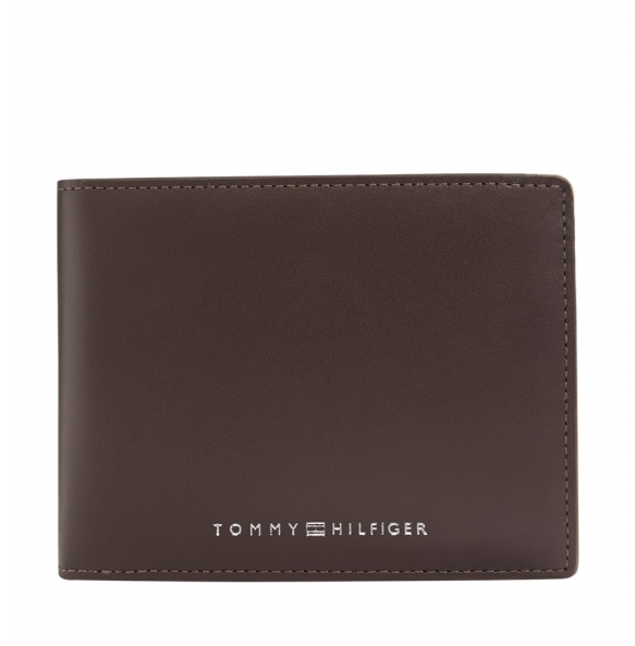Πορτοφόλι TOMMY HILFIGER 7304 TH Metro Καφέ