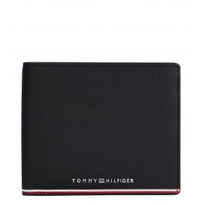 Πορτοφόλι TOMMY HILFIGER 7626 TH Commuter Μαύρο
