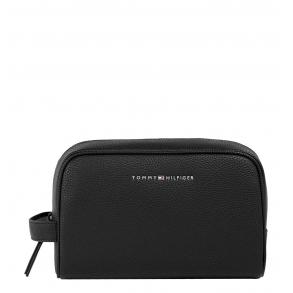 Νεσεσέρ Tommy Hilfiger 7826 Essential Washbag Μαύρο