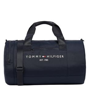 Τσάντα Weekender TOMMY HILFIGER 8019 TH Established Duffle Μπλε