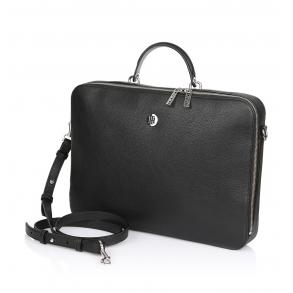 Τσάντα TOMMY HILFIGER 5826 Core Laptop Bag Μαύρο