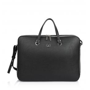 Τσάντα TOMMY HILFIGER 6424 TH Core Computer Bag Μαύρο