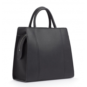 Τσάντα TOMMY HILFIGER 7334 Item Statement Tote Μαύρη