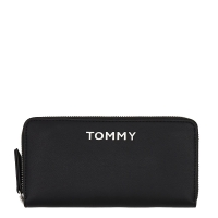 Πορτοφόλι TOMMY HILFIGER 7367 Item Statement Μαύρο