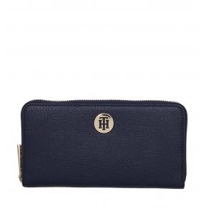 Πορτοφόλι TOMMY HILFIGER 7733 TH Core Lrg Μπλε