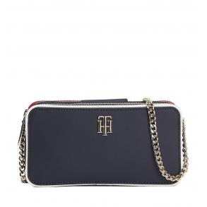 Τσάντα TOMMY HILFIGER 8528 TH City Μπλε