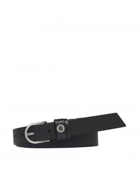 Ζώνη TOMMY HILFIGER 8927 Classic Belt 2.5 Μαύρο