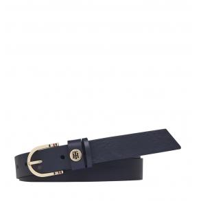 Ζώνη TOMMY HILFIGER 8927 Classic Belt 2.5 Μπλε