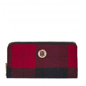 Πορτοφόλι TOMMY HILFIGER 9158 Honey Κόκκινο