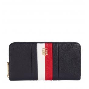 Πορτοφόλι TOMMY HILFIGER 9899 TH Essence Lrg Μπλε