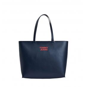Τσάντα TOMMY HILFIGER 10153 Essential Tommy Μπλε