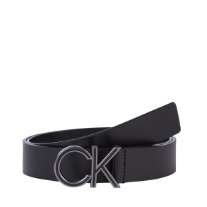 Ζώνη CALVIN KLEIN K50K506867 Ck Enamel 3.5 Μαύρο