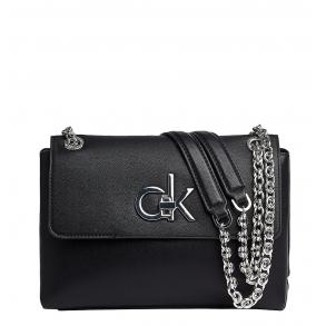 Τσάντα CALVIN KLEIN K60K606335 Μαύρο