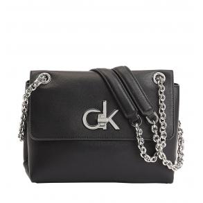 Τσάντα CALVIN KLEIN K60K606675 Μαύρο