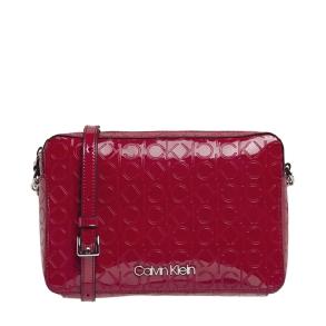 Τσάντα CALVIN KLEIN K60K606758 Κόκκινο