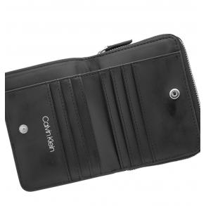 Πορτοφόλι CALVIN KLEIN K60K606799 Μαύρο