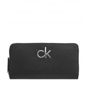Πορτοφόλι CALVIN KLEIN K60K606807 Μαύρο