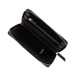 Πορτοφόλι CALVIN KLEIN K60K607166 Μαύρο